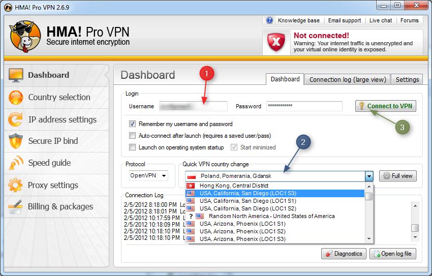 HMA! Hotspot VPN & Proxy – PRO on the App Store